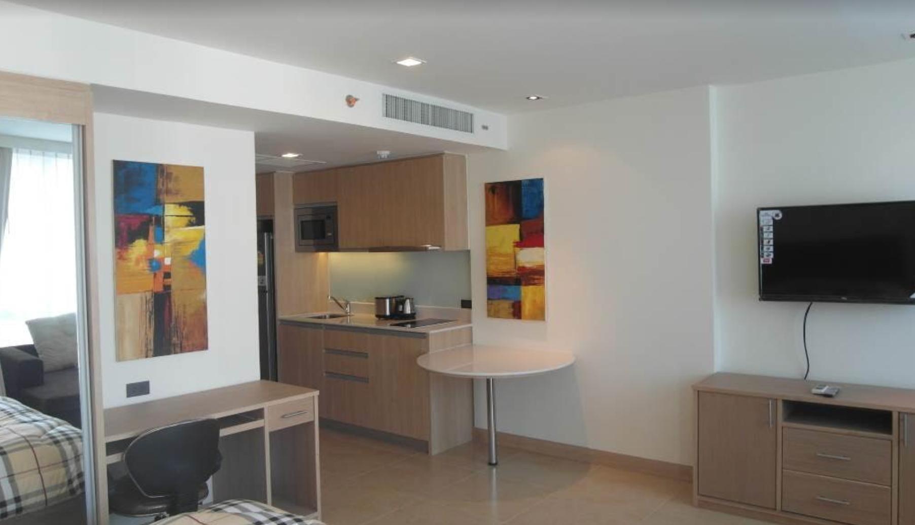 The Cliff Condominium Floor 10 Nummer 1007