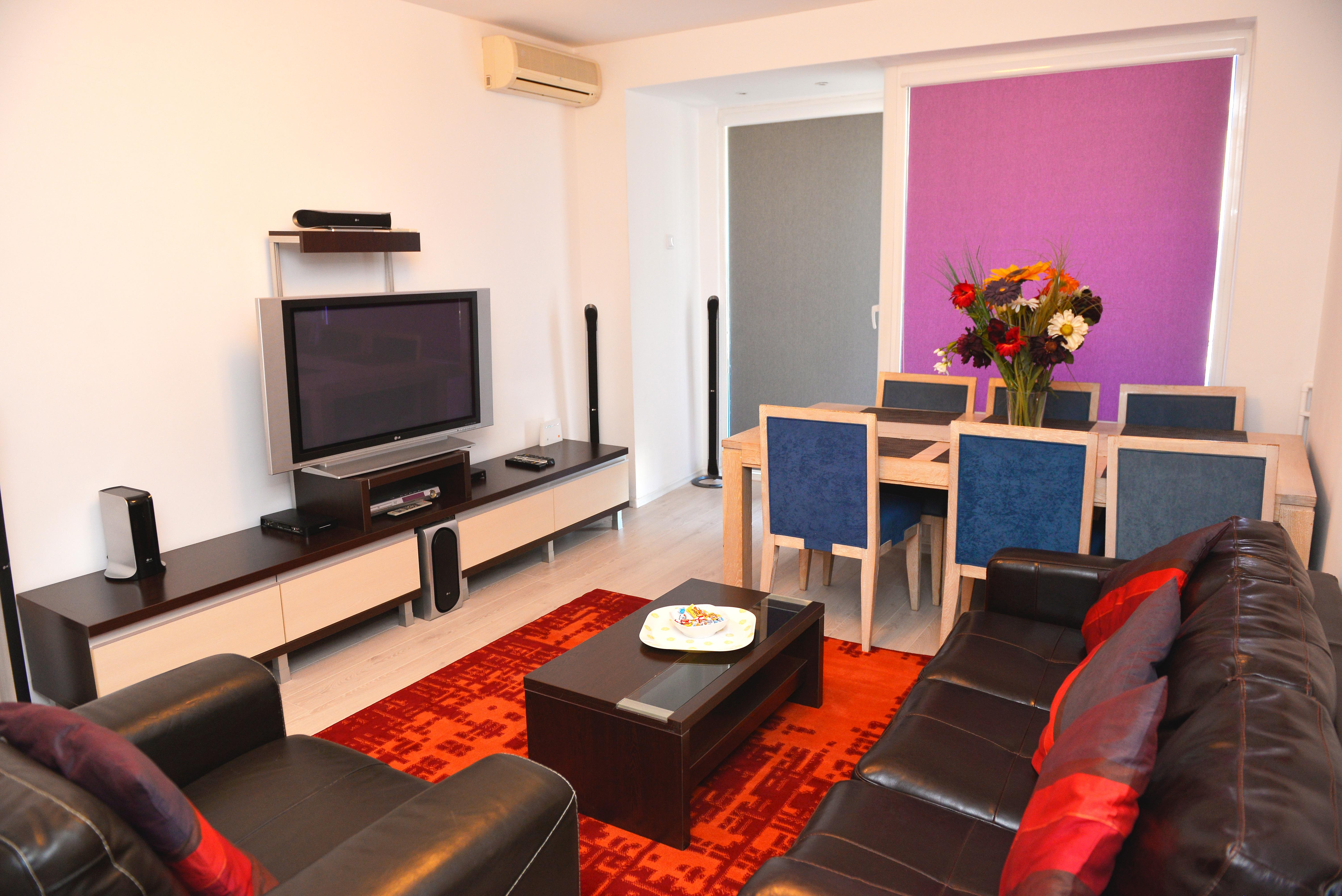 SuiteHome Romana 6 Ein Zimmer Wohnung im Herzen von Bukarest