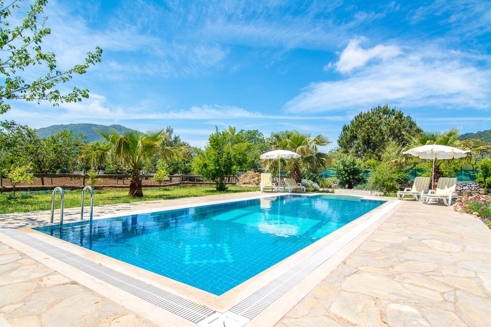 Villa Tamay im mediterranen Stil,