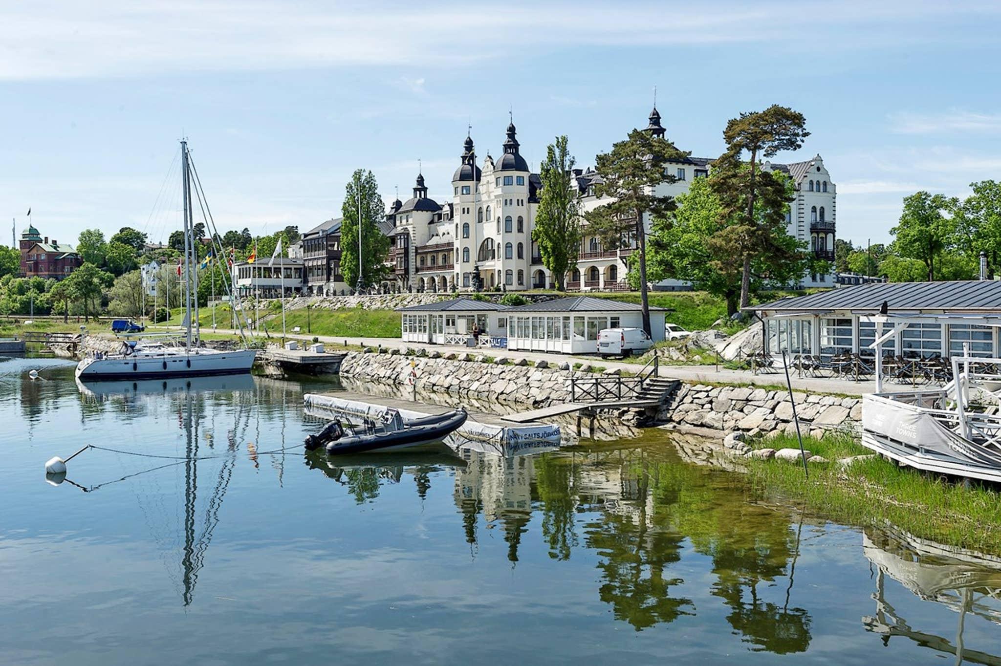 Ferienhaus Erstklassiges Haus in der modernsten Umgebung (2632812), Sältsjöbaden, Region Stockholm, Mittelschweden, Schweden, Bild 14