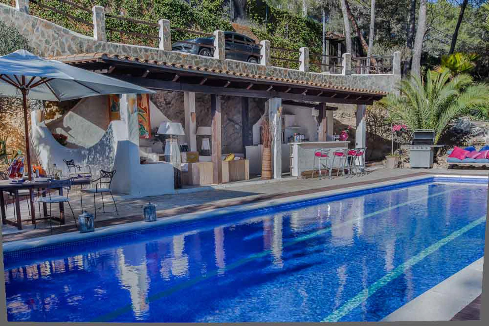 Ferienhaus Villa Palmera, Paradies in der Nhe von Barcelona, luxurise Villa fr 22 Personen (2379177), Olivella, Costa del Garraf, Katalonien, Spanien, Bild 24