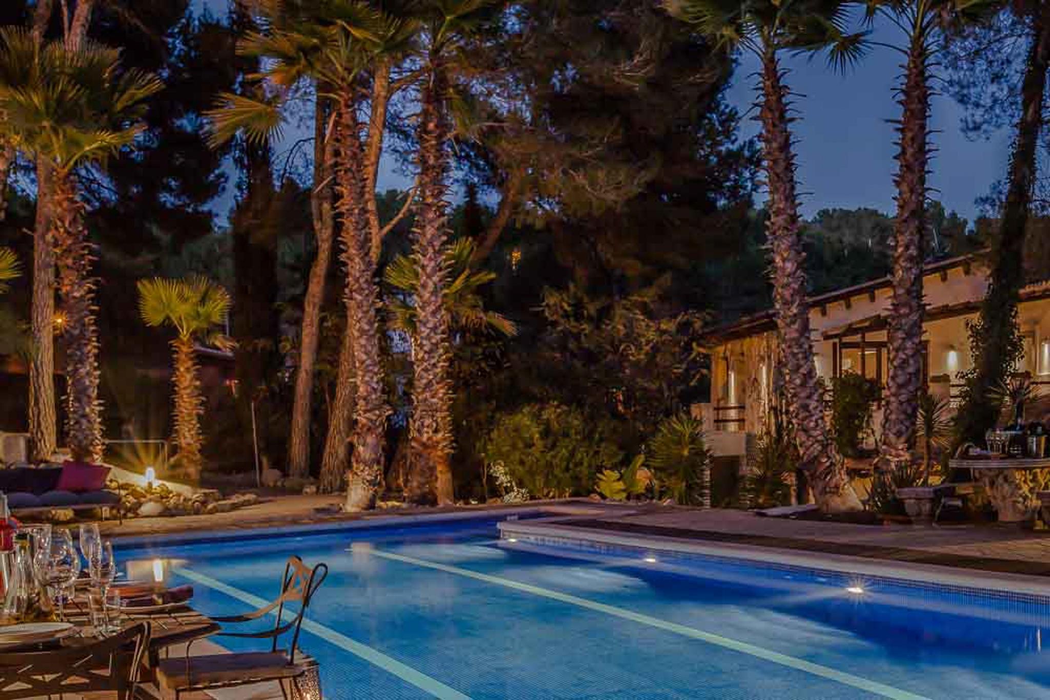 Ferienhaus Villa Palmera, Paradies in der Nhe von Barcelona, luxurise Villa fr 22 Personen (2379177), Olivella, Costa del Garraf, Katalonien, Spanien, Bild 14