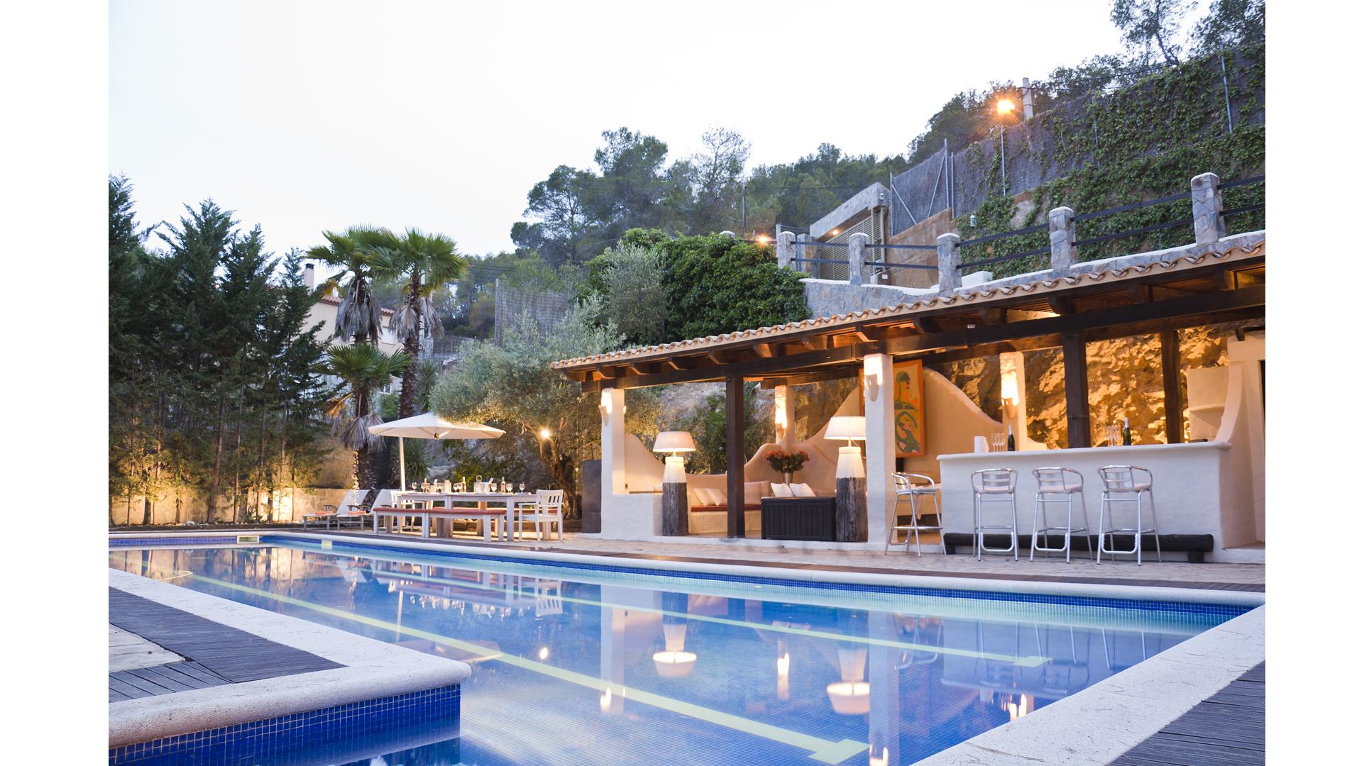 Ferienhaus Villa Palmera, Paradies in der Nhe von Barcelona, luxurise Villa fr 22 Personen (2379177), Olivella, Costa del Garraf, Katalonien, Spanien, Bild 4