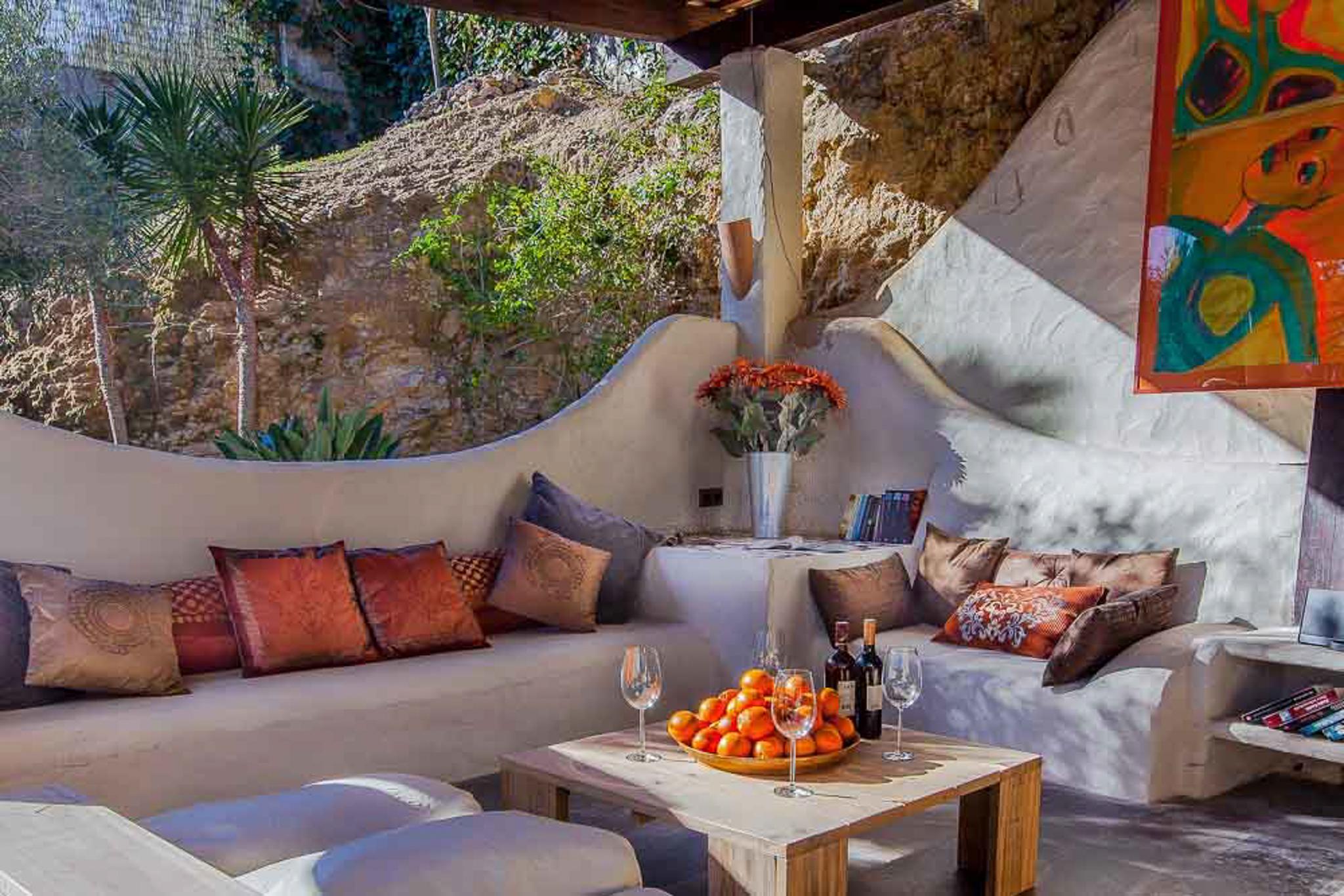 Ferienhaus Villa Palmera, Paradies in der Nhe von Barcelona, luxurise Villa fr 22 Personen (2379177), Olivella, Costa del Garraf, Katalonien, Spanien, Bild 23