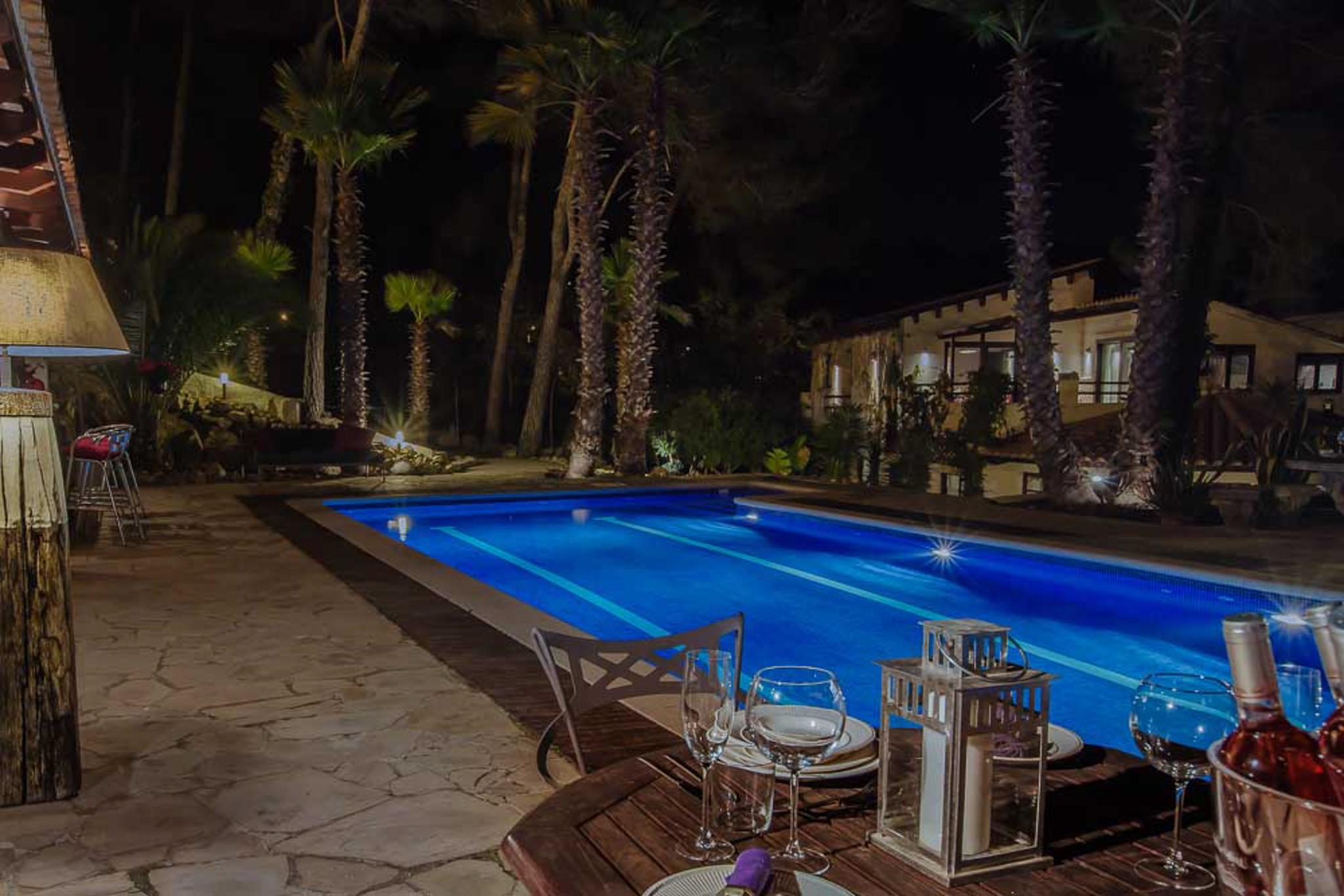 Ferienhaus Villa Palmera, Paradies in der Nhe von Barcelona, luxurise Villa fr 22 Personen (2379177), Olivella, Costa del Garraf, Katalonien, Spanien, Bild 16