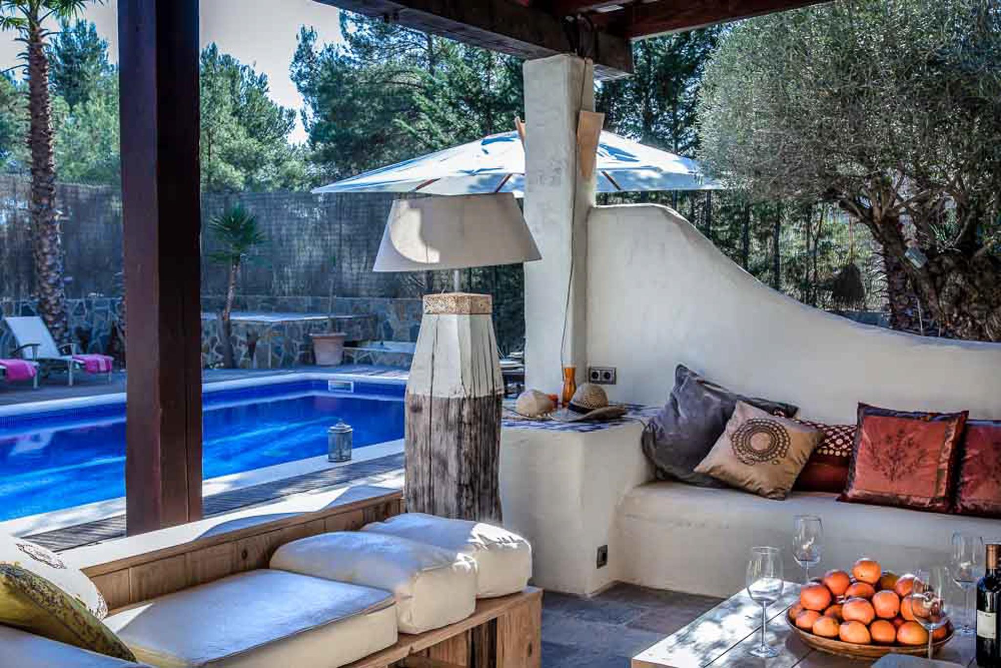 Ferienhaus Villa Palmera, Paradies in der Nhe von Barcelona, luxurise Villa fr 22 Personen (2379177), Olivella, Costa del Garraf, Katalonien, Spanien, Bild 25