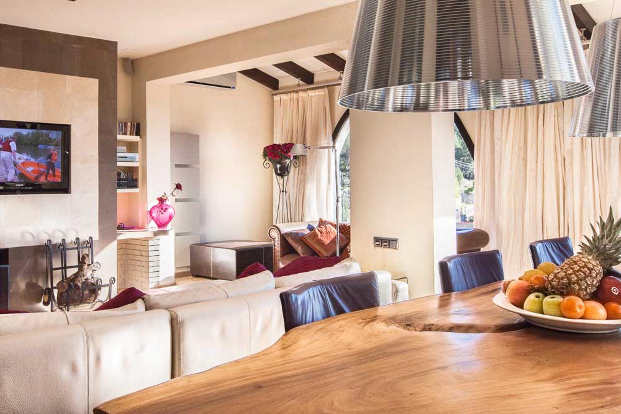 Ferienhaus Villa Palmera, Paradies in der Nhe von Barcelona, luxurise Villa fr 22 Personen (2379177), Olivella, Costa del Garraf, Katalonien, Spanien, Bild 22