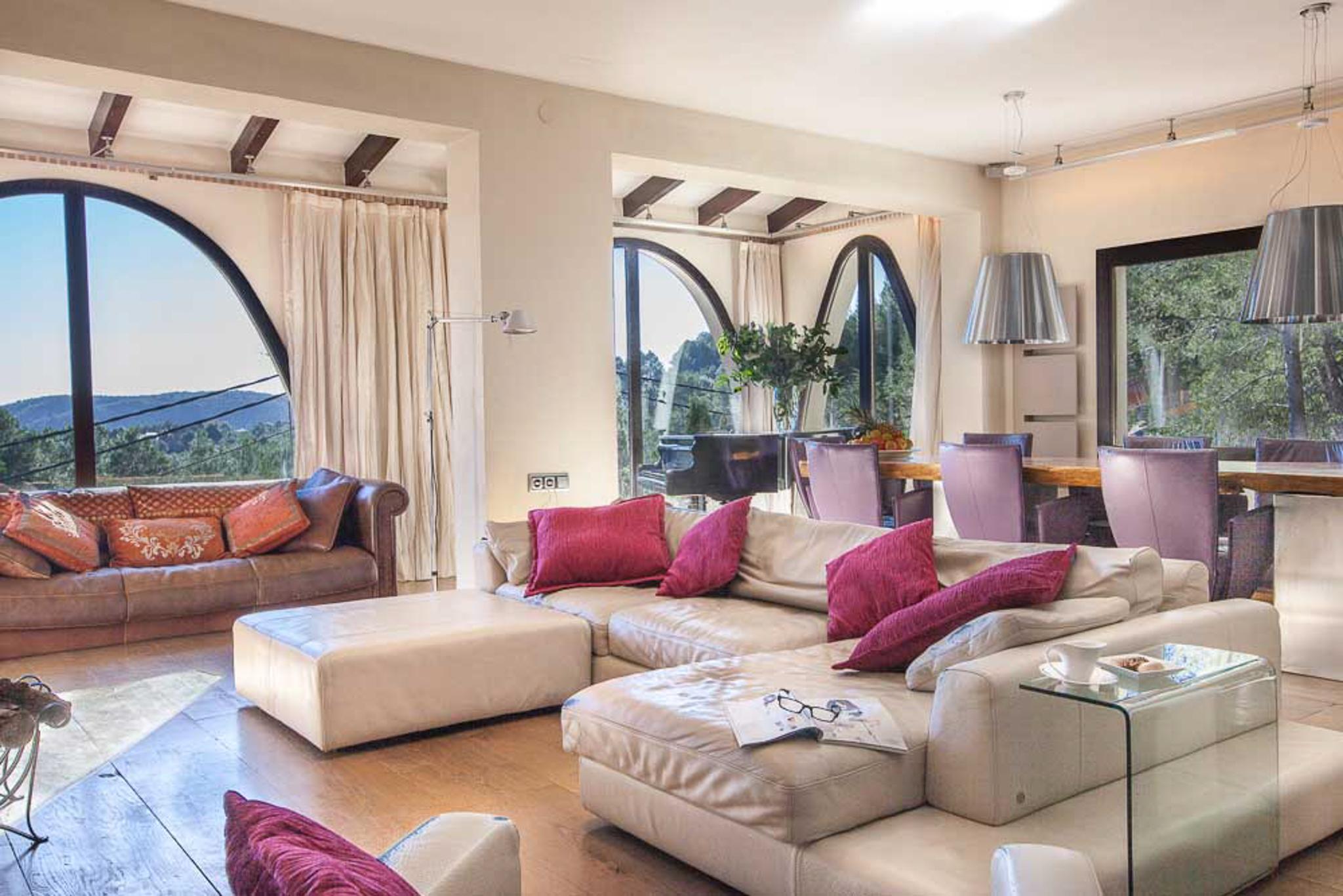 Ferienhaus Villa Palmera, Paradies in der Nhe von Barcelona, luxurise Villa fr 22 Personen (2379177), Olivella, Costa del Garraf, Katalonien, Spanien, Bild 21
