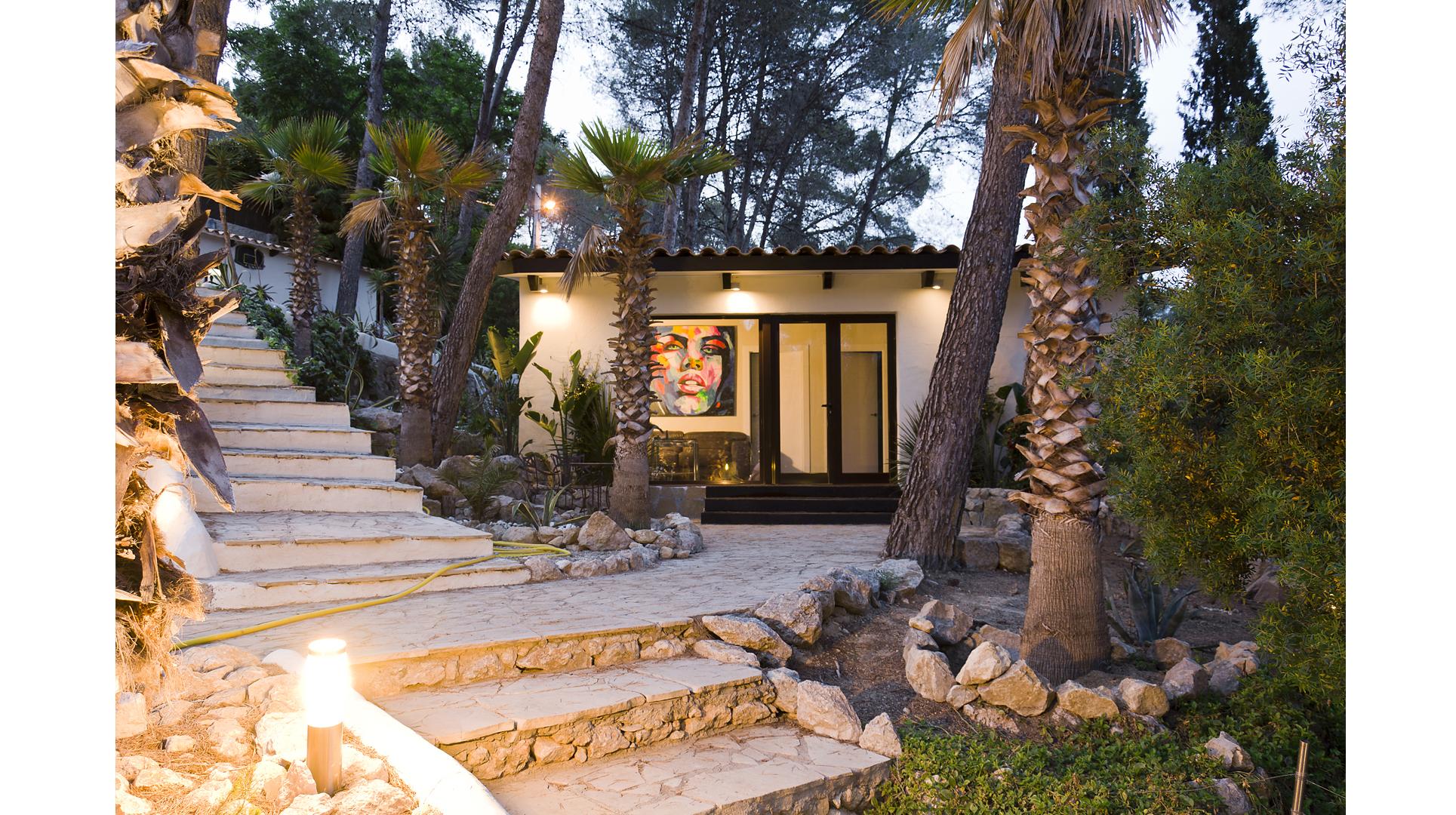 Ferienhaus Villa Palmera, Paradies in der Nhe von Barcelona, luxurise Villa fr 22 Personen (2379177), Olivella, Costa del Garraf, Katalonien, Spanien, Bild 13