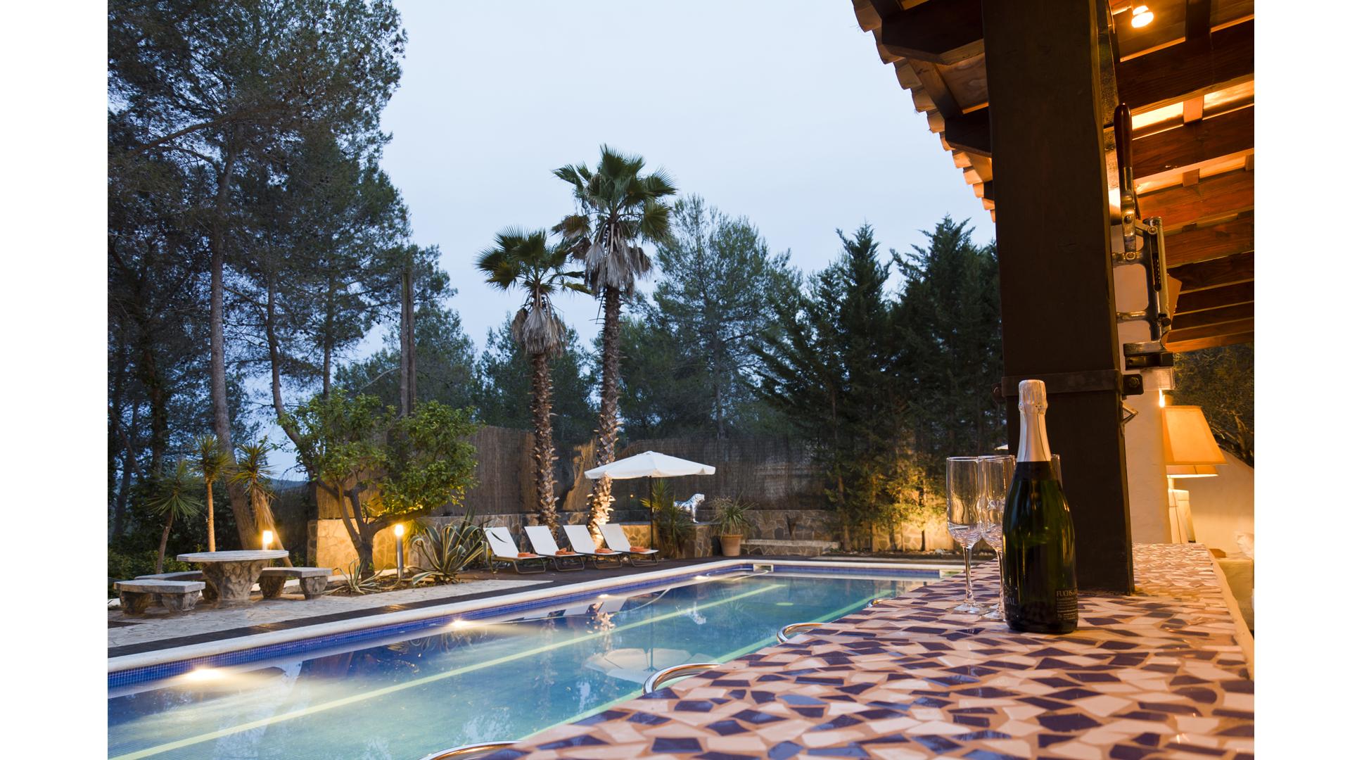 Ferienhaus Villa Palmera, Paradies in der Nhe von Barcelona, luxurise Villa fr 22 Personen (2379177), Olivella, Costa del Garraf, Katalonien, Spanien, Bild 12