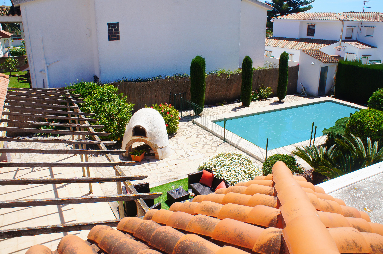 Chalet fur 8 Personen mit privatem Pool Ferienhaus  Costa del Azahar