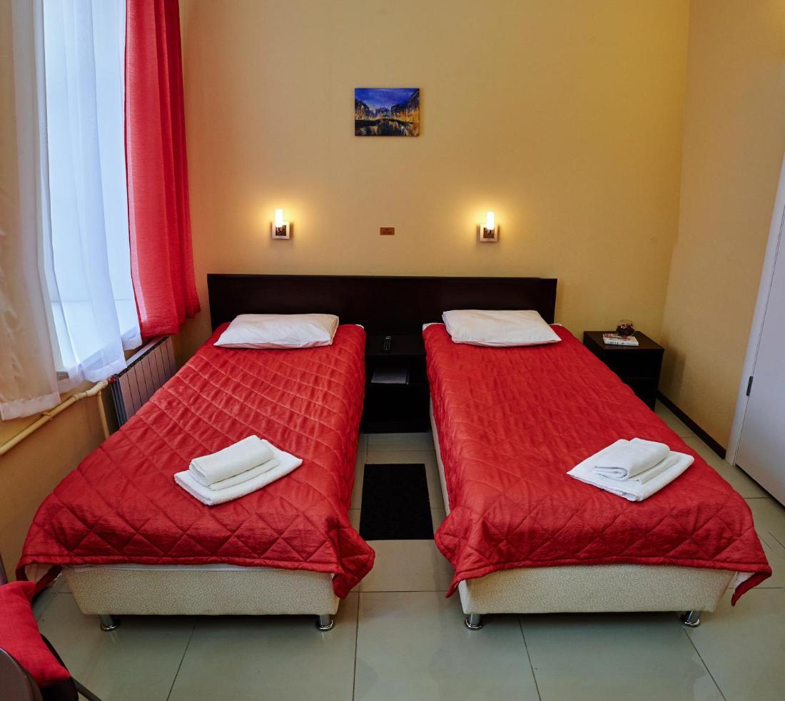 Bridge Inn Zimmer Doppelzimmer mit Einzelbetten