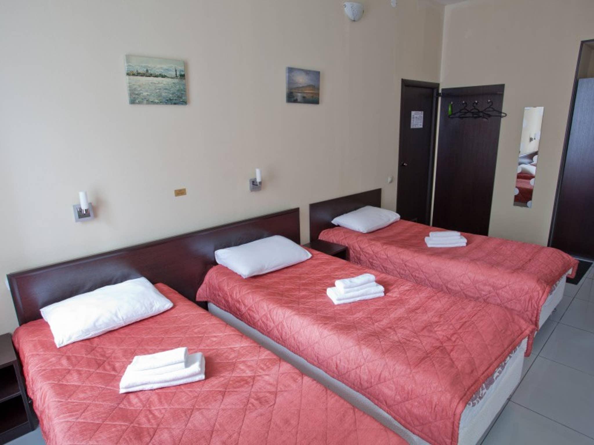Dreibettzimmer Hotel Bridge Inn