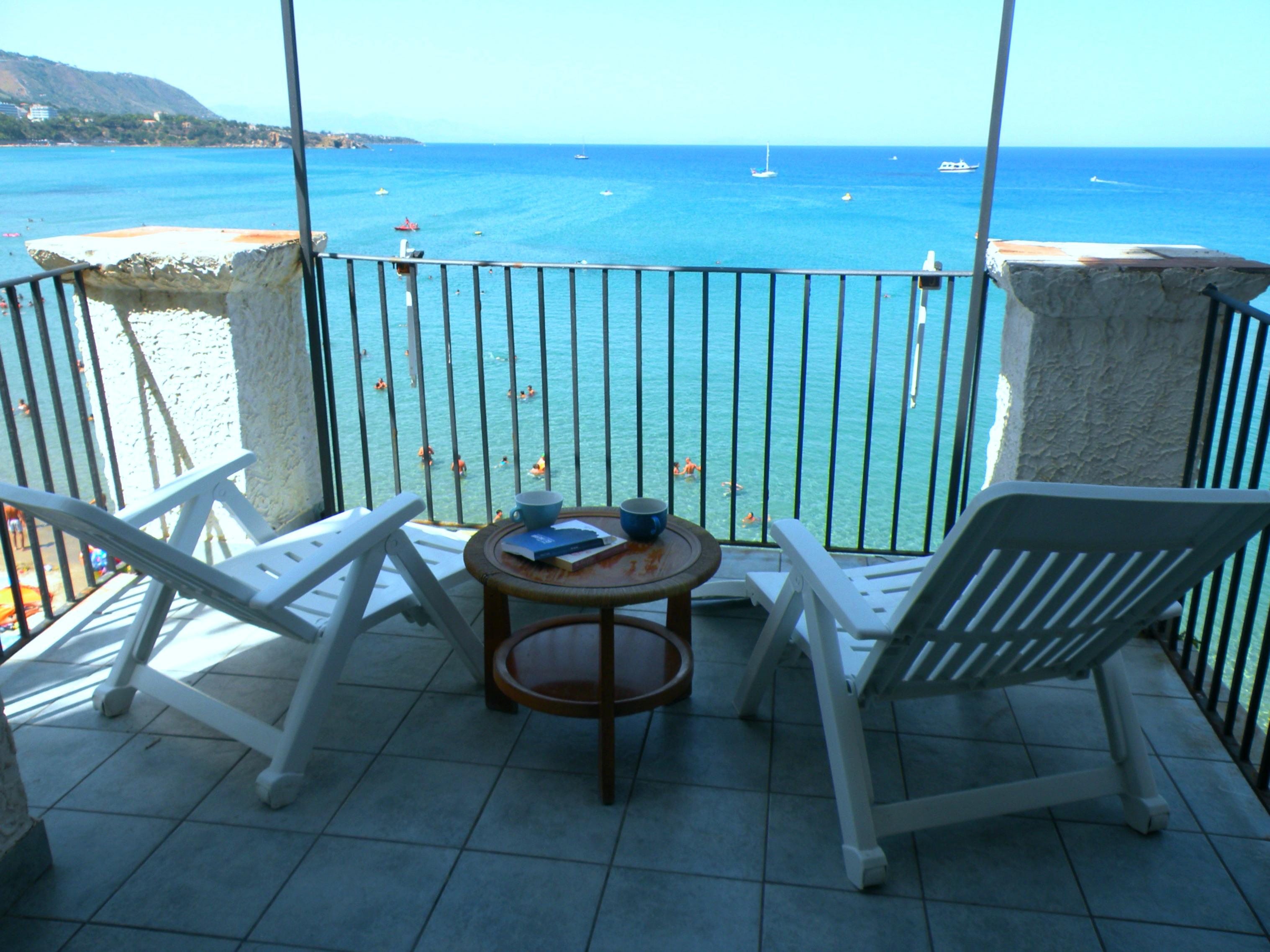 Appartement de vacances Ein charmantes Studio-apartment mit Terrasse und Blick auf das Meer (2124683), Cefalù, Palermo, Sicile, Italie, image 3