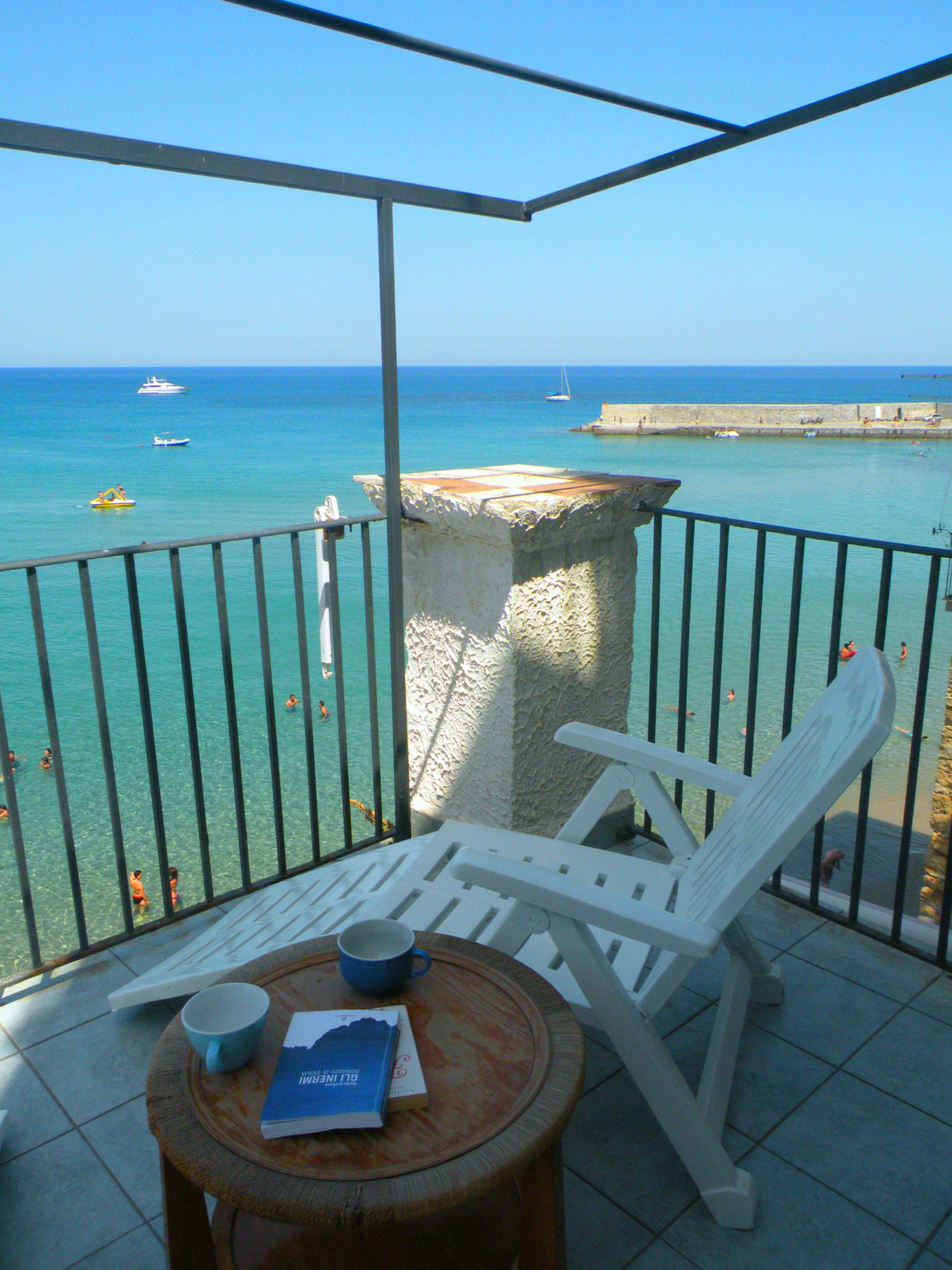 Appartement de vacances Ein charmantes Studio-apartment mit Terrasse und Blick auf das Meer (2124683), Cefalù, Palermo, Sicile, Italie, image 2