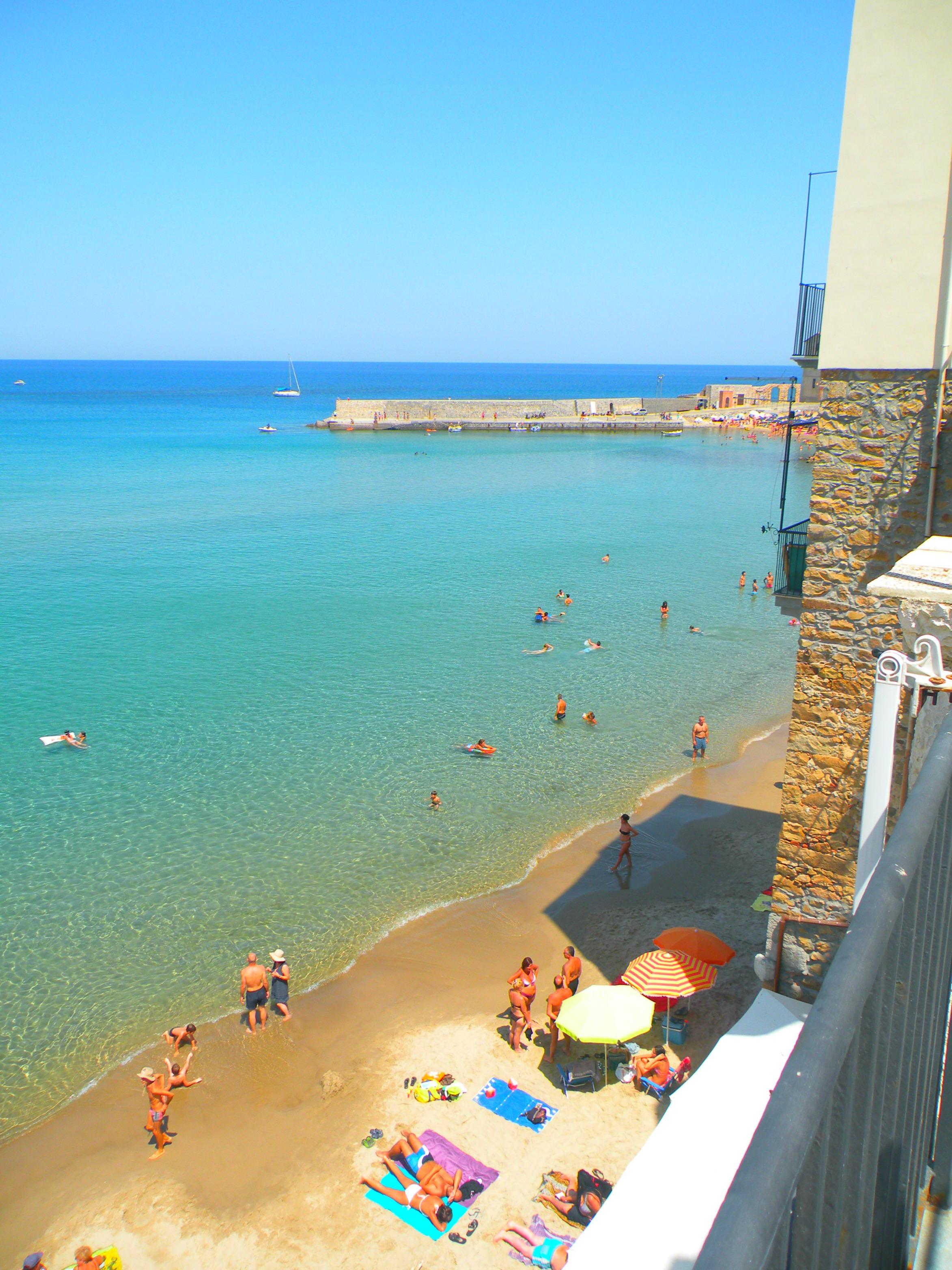 Appartement de vacances Ein charmantes Studio-apartment mit Terrasse und Blick auf das Meer (2124683), Cefalù, Palermo, Sicile, Italie, image 13