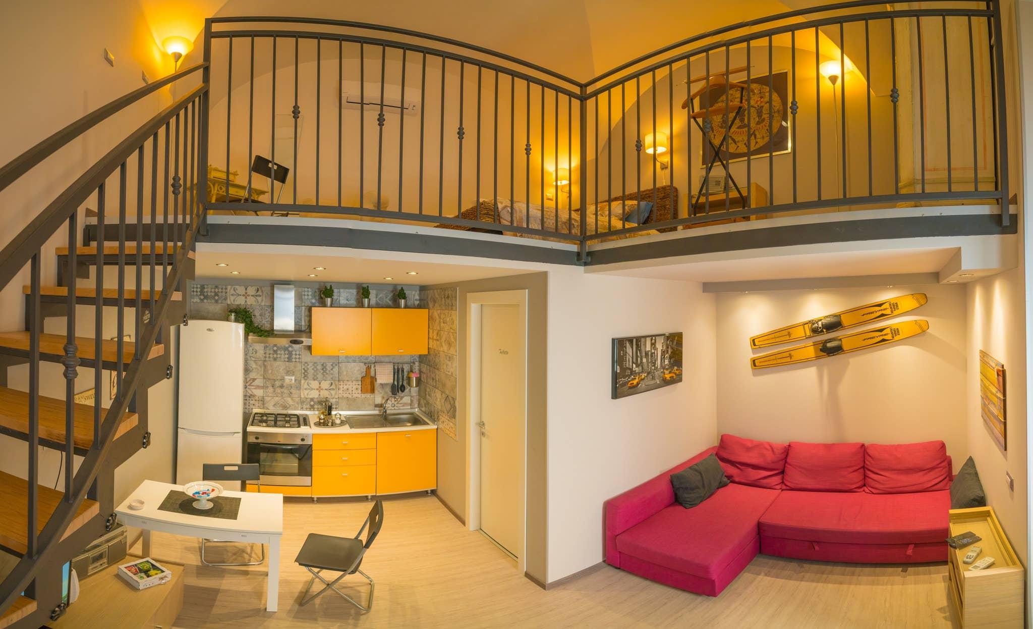 Maison de vacances  (2782175), Catania, Catania, Sicile, Italie, image 12