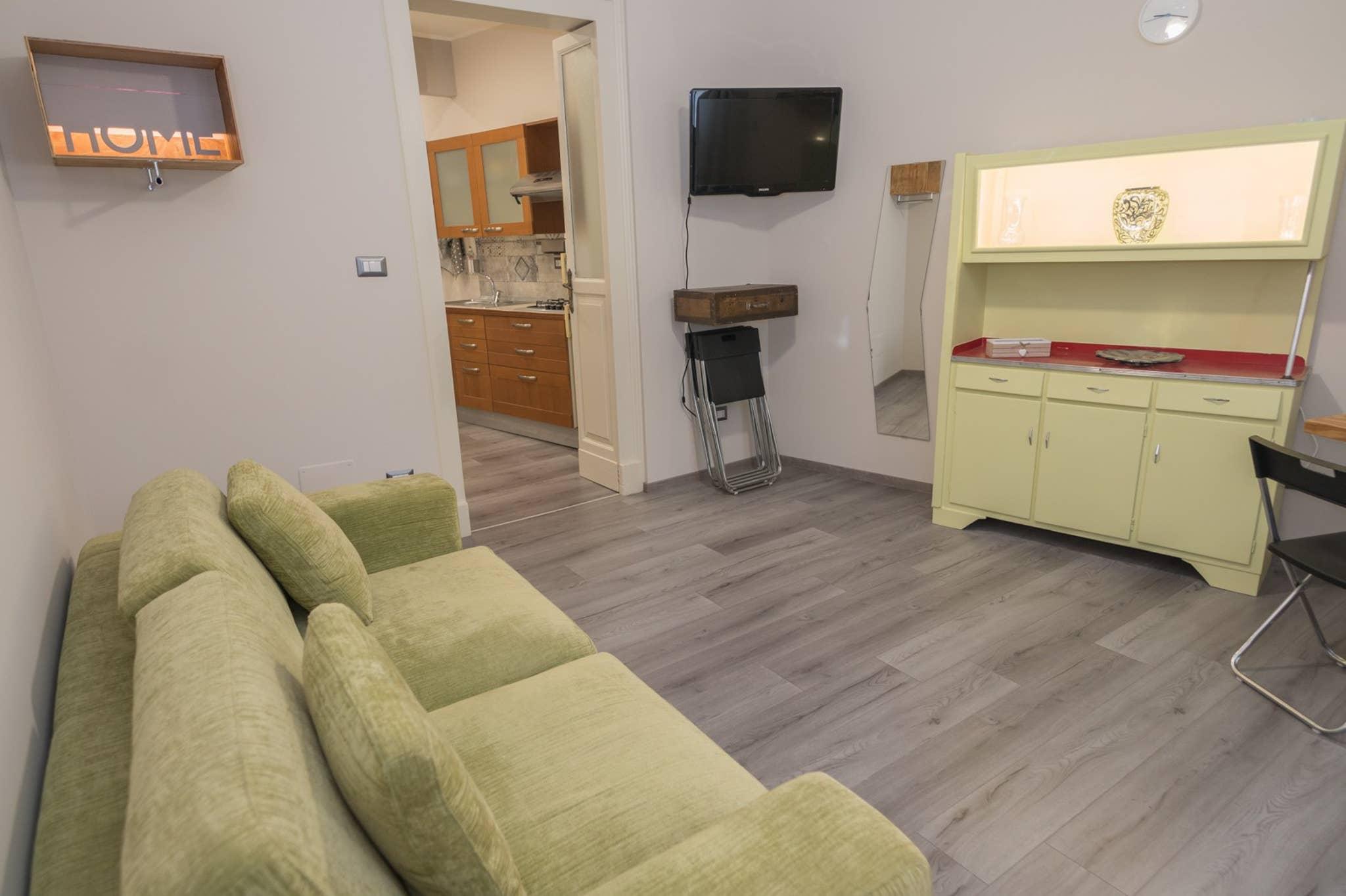Appartement de vacances Hauptbahnhof Haus Riccardo (2782176), Catania, Catania, Sicile, Italie, image 2
