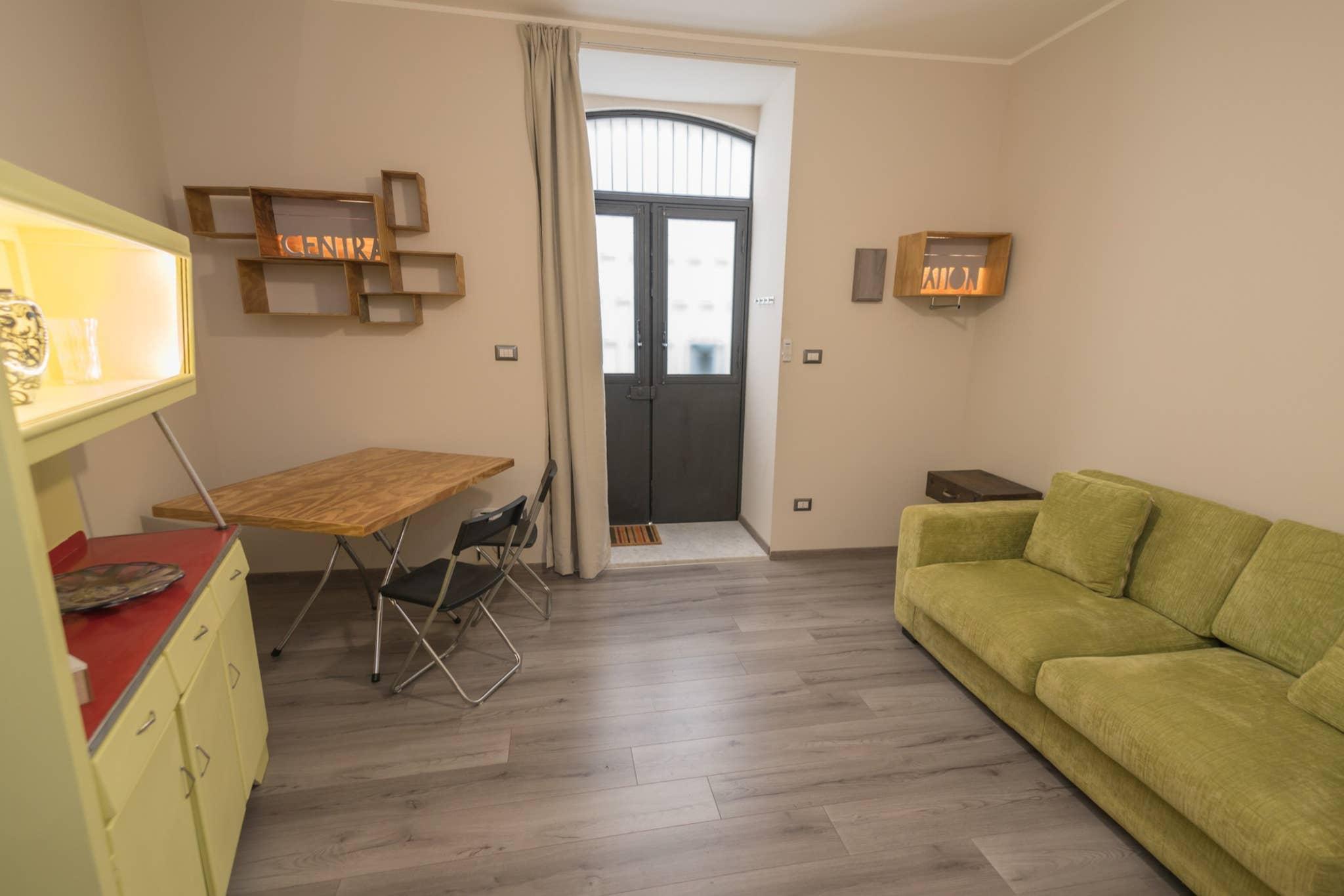 Appartement de vacances Hauptbahnhof Haus Riccardo (2782176), Catania, Catania, Sicile, Italie, image 3