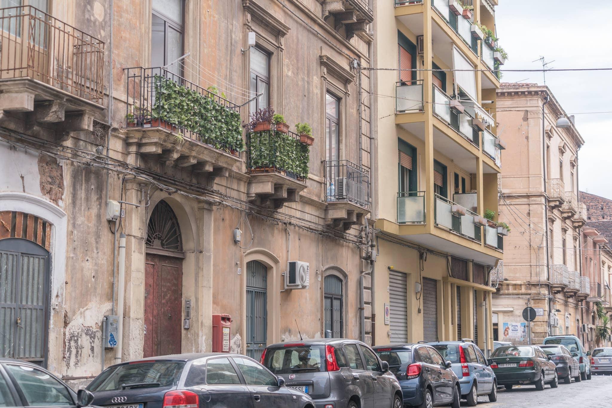 Appartement de vacances Hauptbahnhof Haus Riccardo (2782176), Catania, Catania, Sicile, Italie, image 21