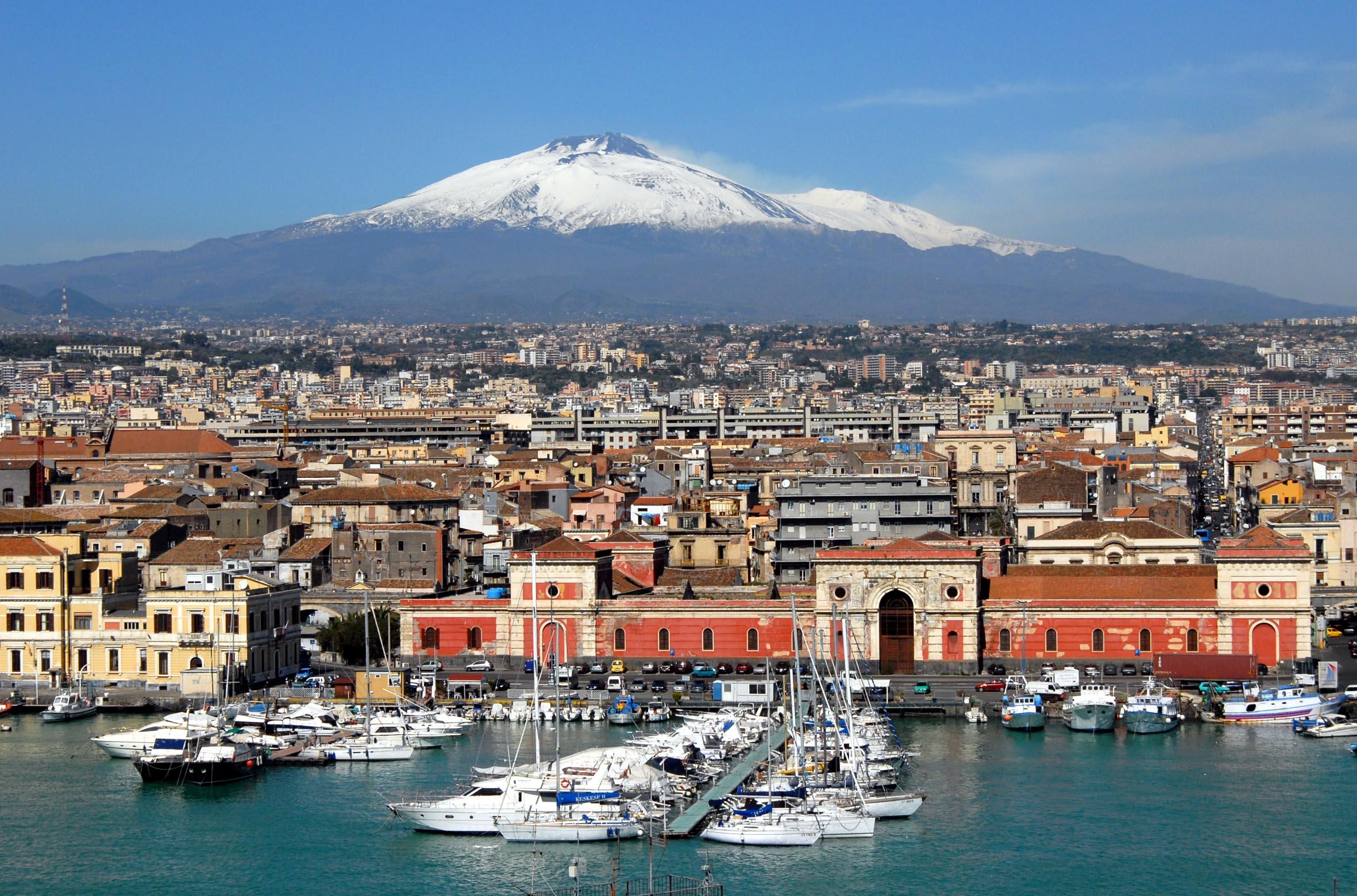 Appartement de vacances Hauptbahnhof Haus Riccardo (2782176), Catania, Catania, Sicile, Italie, image 37