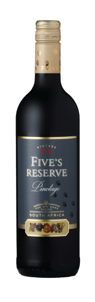 Van Loveren Five's Reserve 2015er Pinotage