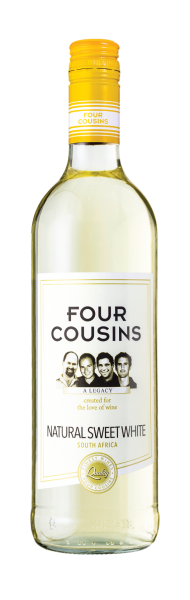 Van Loveren Four Cousins Natural Sweet White