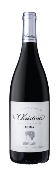 Christina van Loveren 2017er Shiraz Limited