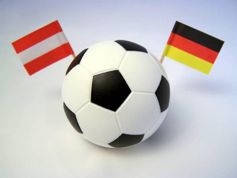 Österreich : Deutschland