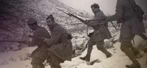 modern greek wars