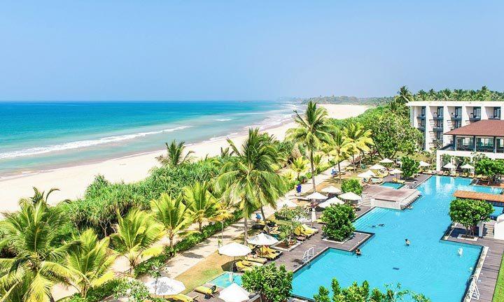 Centara Ceysands Resort & Spa (4*) Superior Room Halvpension