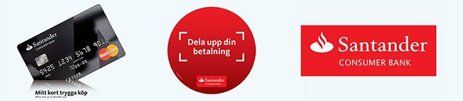 Dela upp din betalning
