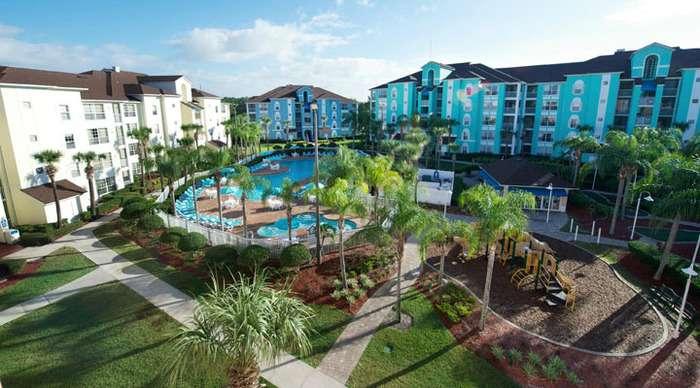 Grande villas resort 3 studio room 2 bedroom suites - 2 or 3 bedroom suites in orlando florida ...