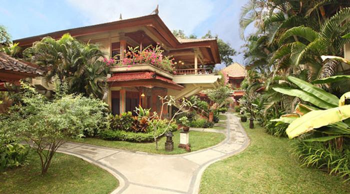 Tropic Resort Amp Spa 3 Deluxe Bungalow Building Room