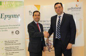 Gas Natural y Epyme renuevan su colaboración