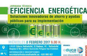 Valladolid acoge una jornada sobre Eficiencia Energética