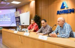 Asinem y Prysmian forman sobre la nueva normativa de cables CPR