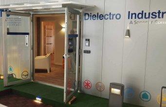 Dimo, nueva vivienda domotizada móvil de Dielectro Industrial