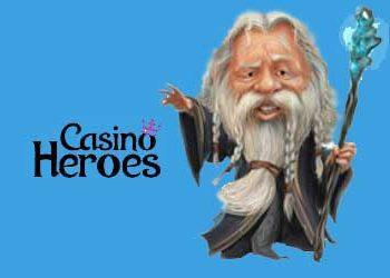 Casino Heroes uudisti tervetuliaispakettinsa