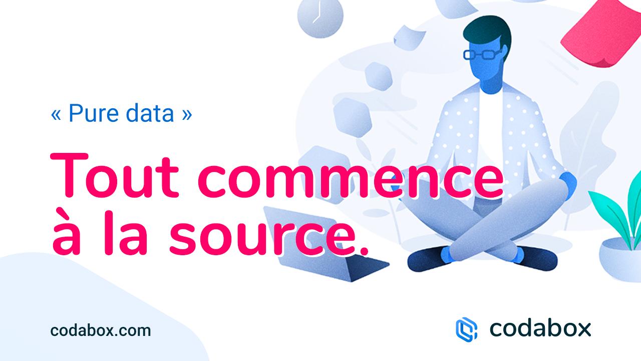 « Pure data » : tout commence à la source
