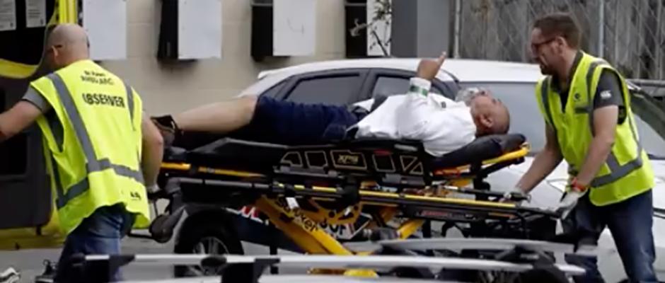neuseeland terroranschlag video