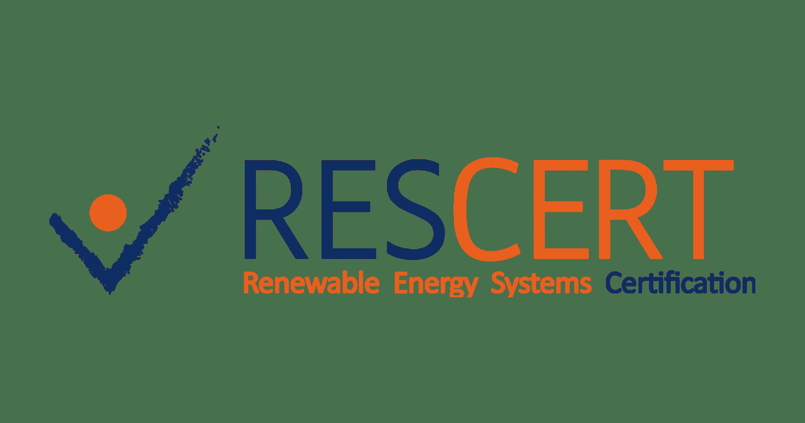 certification rescert panneaux solaires