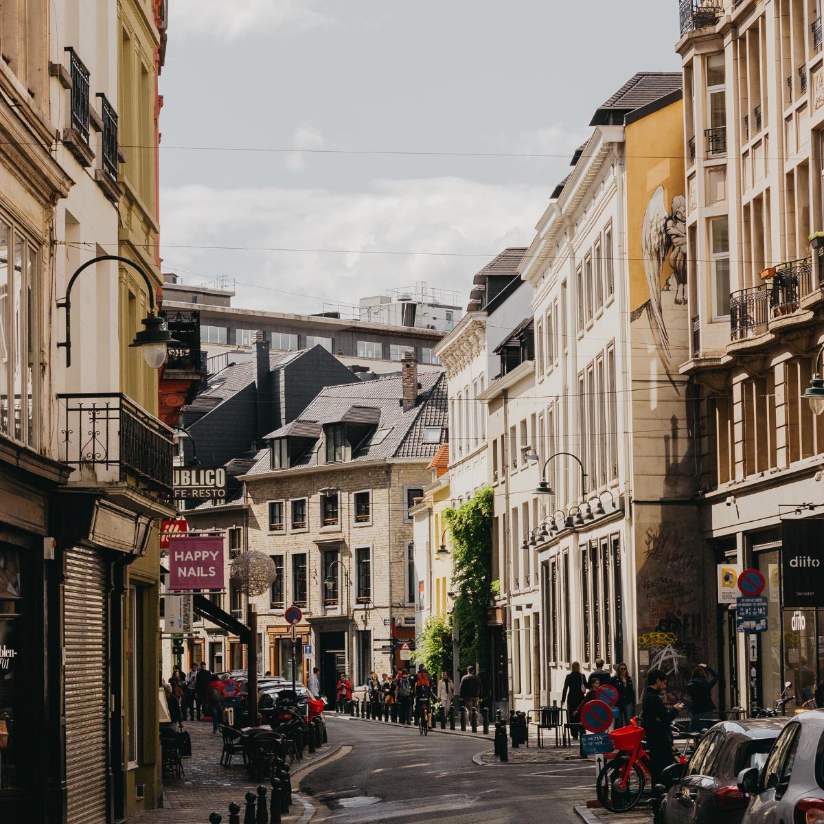 rénovation façades Bruxelles