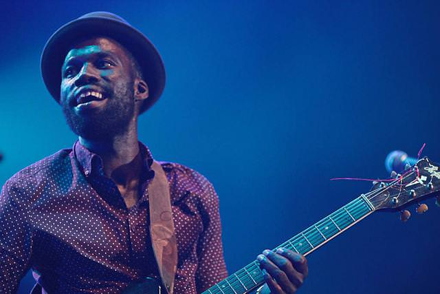 Marcus Miller North sea jazz festival Джаз Северного моря