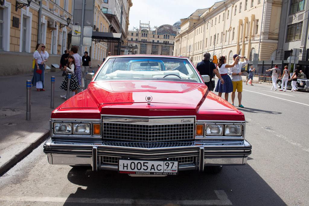 фестиваль «Наш джаз» выставка ретроавтомобилей