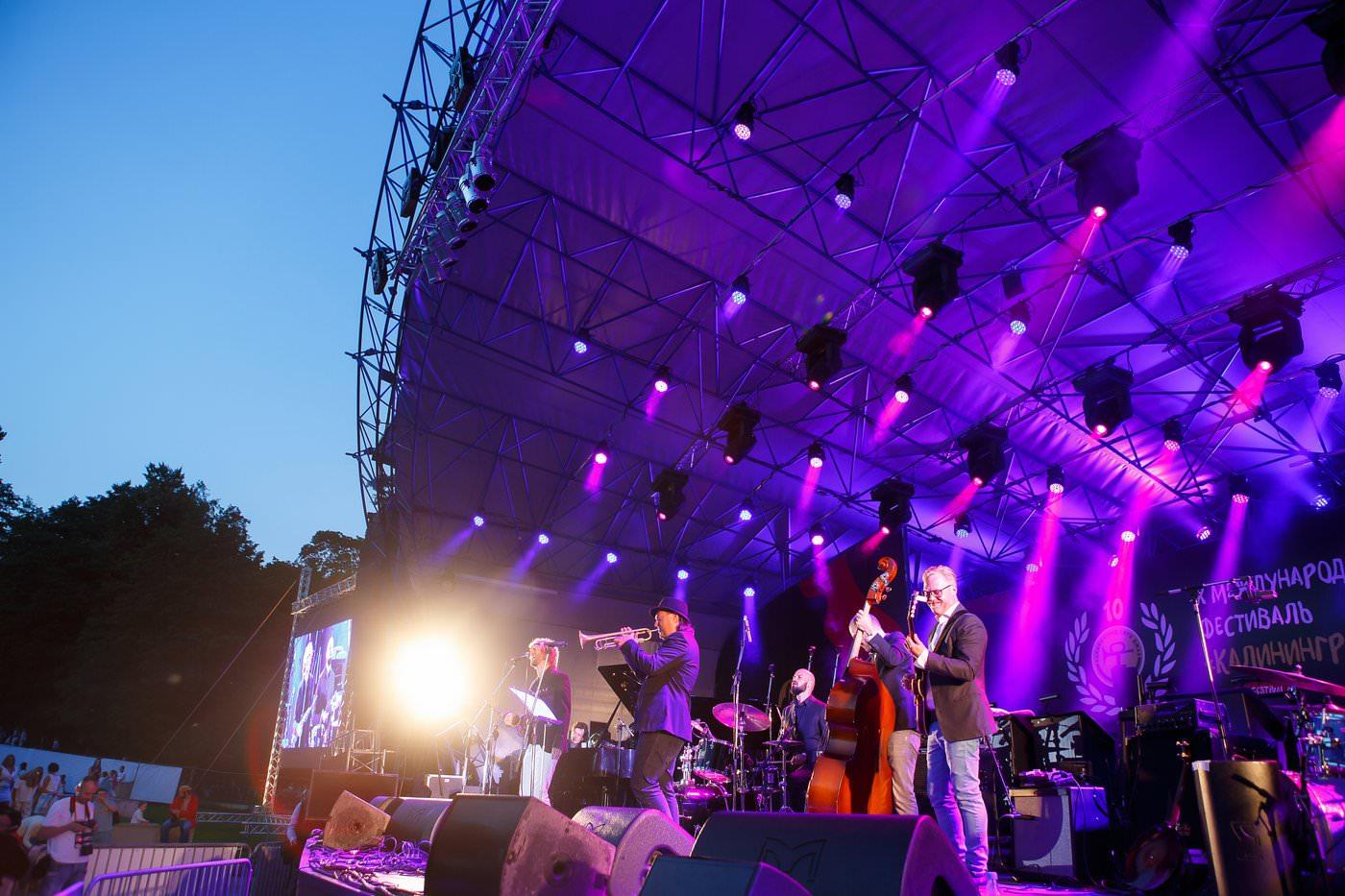 Калининград Сити Джаз фестиваль