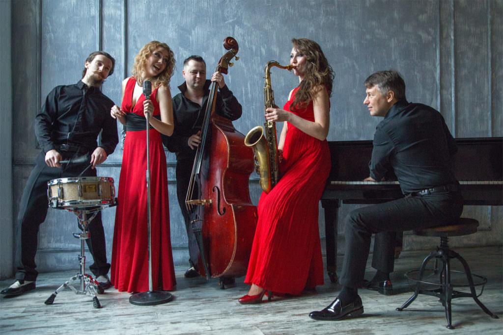 Jazzistos Band фестиваль Среда джаза Москва