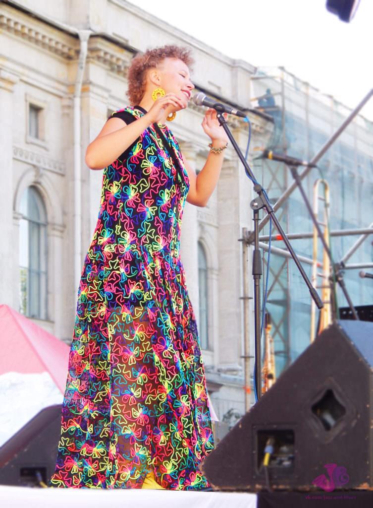 Алевтина Полякова Петроджаз 2015 jazzpeople