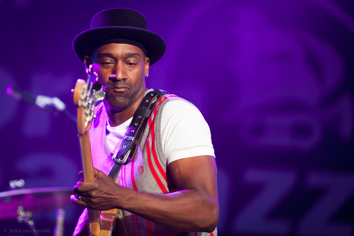 Marcus Miller North Sea Jazz