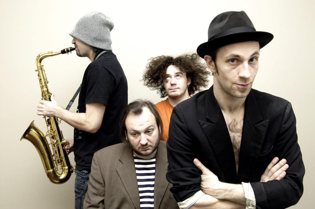 Усадьба джаз Петербург Billy's band